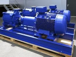 Electric Motors and Power Packs