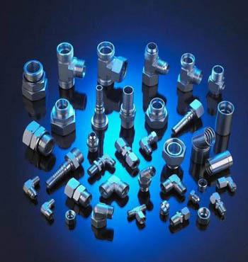 steel tube adaptors